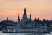 New Orleans / Hotel Monteleone is in the heart of New Orleans, explore everything this amazing city has to offer!