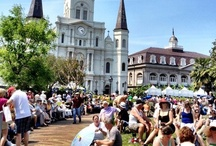 New Orleans Festivals / There's almost always a festival happening in NOLA!