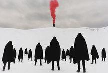 "Juicin' the Dark (part 1) / Dark things to think about / by Fabien ""Hakaki"" Lhéraud"