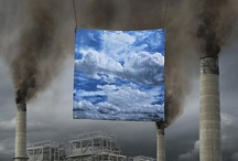 """Industrial world / I guess we're living in... Unfortunately. / by Fabien """"Hakaki"""" Lhéraud"""