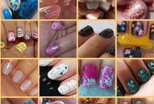 Nails Nails Nails / by Shauny Thoreson