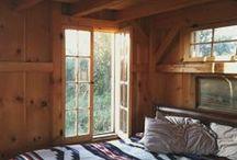 home-spiration:  room of slumber
