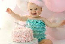 Su primer cumpleaños / by Nani de Preparando la llegada del bebé