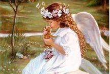 Angels Among Us / by Rhonda Sandoval