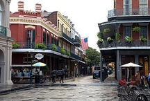 Things to do in New Orleans  / by Hotel Monteleone