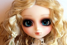 Pullip / by Quirky Artist Loft