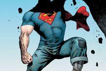 Superhero / Superheros / by Kevin Tobergte
