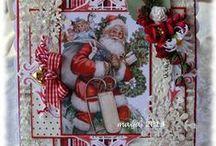 Christmas Cards  I
