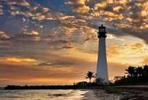 Light To Guide Me Home / Lighthouses / by Rhonda Sandoval