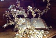 Book Art and paper sculpture / Paper sculpture