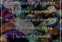 Crystal & Stones/Healing / by Rhonda Sandoval