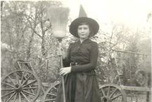Halloween Vintage Photographs / by Quirky Alina