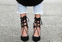 Shoe Envy. / THESE SHOES RULE.