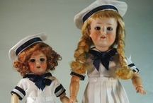 Antique Dolls / by Quirky Alina