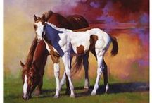 Horse Paintings/Photographs