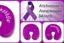 National Alzheimer's Disease Awareness Month / In 1983, President Ronald Reagan designated November as National Alzheimer's Disease Awareness Month. During that time, less than 2 million Americans had Alzheimer's; today, close to 5.4 million people live with the disease, and it is the sixth leading cause of death in the U.S.