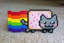Pearler Beads / by Quirky Artist Loft