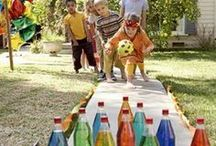 Kids Outdoor Activities & Games / Fun Outdoor Activities to get kids moving and playing outside!