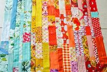 Quilts Using Strips