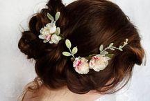 hair. / by Rebecca Jane
