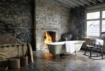 ~HOMESTEAD~ / Scandi Eclectic Rustic Minimal  Home Interior.  / by Buffie