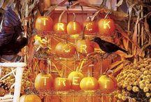 Fall + Halloween