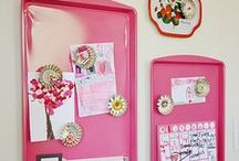 Feeling {Crafty} / DIY projects and crafts that I would love to do.