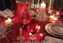 Tablescapes - Valentine's Day / by Judy Biggerstaff