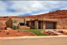 Southern Utah Homes / Communities / Sharing our stunning homes and views in southern Utah! / by Henry Walker Homes