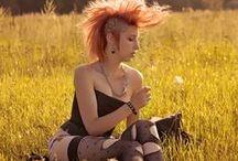 hair, make-up, nails / by Elizabeth Blindauer