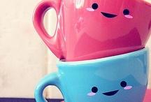 mugs, cups, teapots, lunchbox ♥
