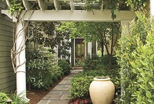 Outdoor Spaces / Looking forward to building a beautiful outdoor space.