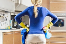 Cleaning Tips / by Vontese Jones