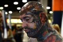 Tattoos / Long Island's tattoos and body art / by Newsday