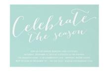 Fabulous Holiday Invitations