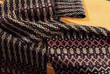 Scarf Weaving / Projects, patterns, drafts and inspiration for handwoven scarves