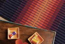 Color Design for Weaving / Color is a weaver's best friend! Get inspired and learn how to mix and match colors in your next weaving project. Color = <3!