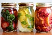 Infused stuff I can make...but I won't.... / by CJ Wright