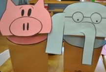 Author: Mo Willems! / Activities related to Mo Willems' books