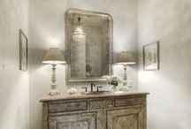 Powder Room / by Pictrix