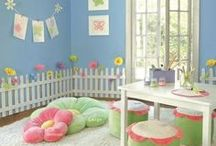 Playroom Ideas / by Nicole Duncan
