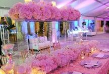 Centerpiece designs by Celebrity Wedding Planner Tiffany Cook of Tiffany Cook Events / A collection of our Centerpiece designs by Tiffany Cook of Tiffany Cook Events & Dream Design Weddings For more Decor ideas, check out Dreamdesignweddings.com Tiffanycookevents.com