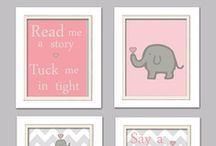 Baby Rooms / by Alyson Jackson