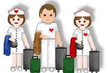 travel nursing / by CJ Wright