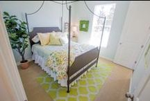 Bedrooms / Design inspiration for bedrooms that stand out!