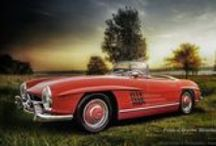 """""""Fields of Dreams"""" / Classic cars in idyllic, pastoral settings"""