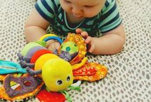 Baby Toys / by Alyson Jackson