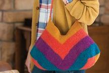 Woven Bags / Want to know how to make a handbag? How about a tote or purse? Check out our woven bag patterns!