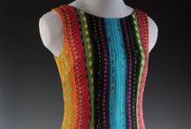 Handwoven Clothes / Get information about how to weave clothing and adorn your pieces with unique embellishments!