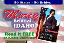 Mercy: Bride of Idaho / American Mail-Order Bride series #43 (also connects to Hearts of Owyhee series #4)